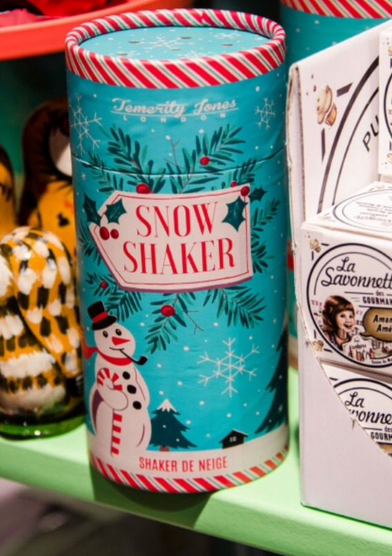"""This fabulous snowshaker is from our feature """"Spirits of Strasbourg"""""""