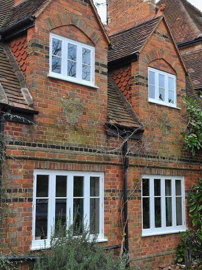 Case Study: Bespoke Replacement Timber Windows in a Listed Building in Berkshire