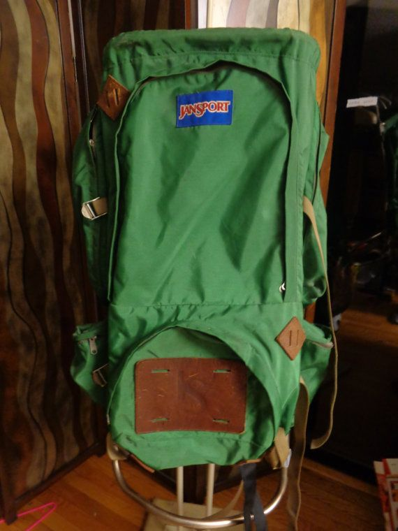 20 sale Rare Vintage Jan Sport Backpack Paine Field by Simplemiles, $120.00