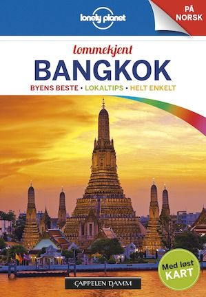 Lommekjent i Bangkok. Nå på norsk!