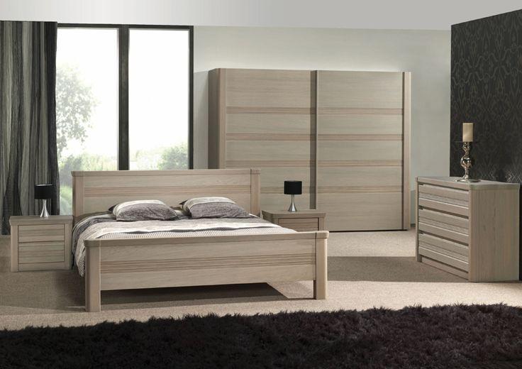 Maverick unieke slaapkamer met strakke lijnen in het design maverick straalt functionele - Eigentijdse stijl slaapkamer ...
