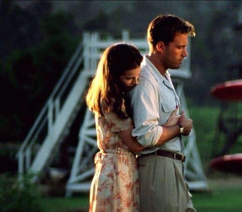 Pearl Harbor - Rafe & Evelyn (Ben Affleck & Kate Beckinsale)