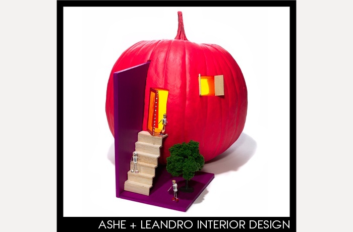 Vogue Daily — Designer Custom-Made Jack-O-Lanterns