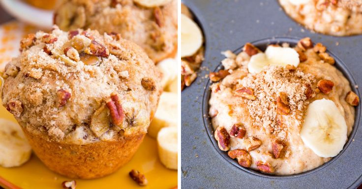 Идеи завтрака в форме для кексов