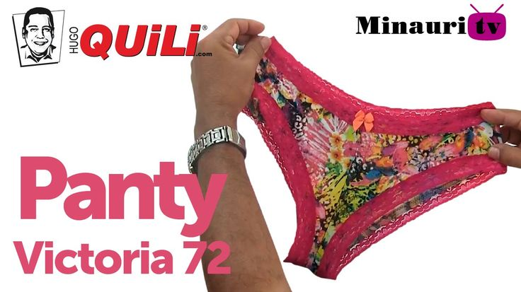 Panty Victoria 72 by Hugo Quili ( Minauri-Caracas )