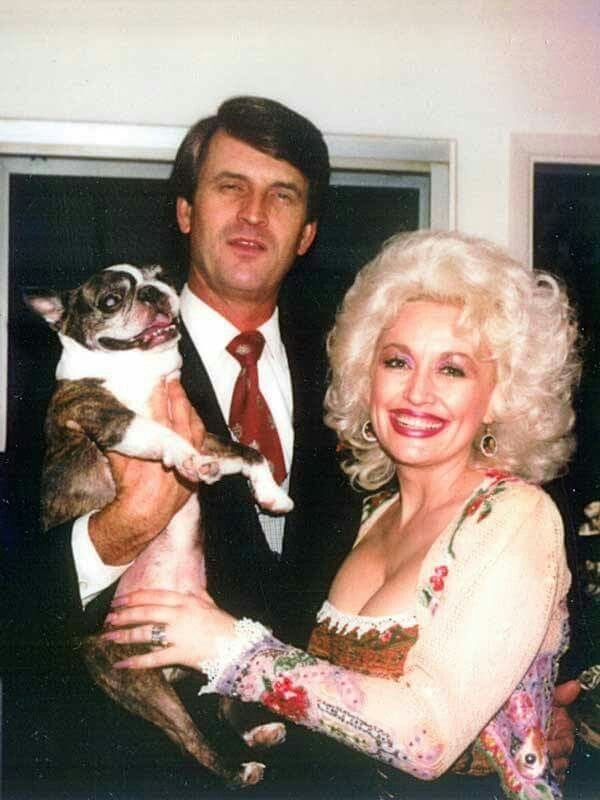Dolly Parton  husband carl dean  dog
