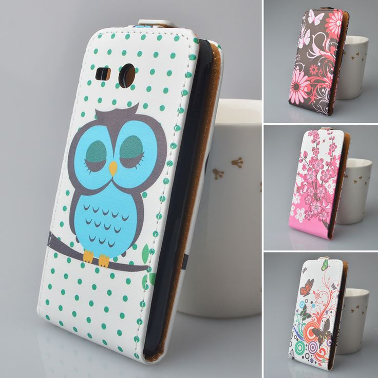 Упаковка оригинальная высокое качество искусственная кожа чехол откидная крышка мобильных телефонов чехол мешок для Huawei Ascend Y511 оболочки покрытия