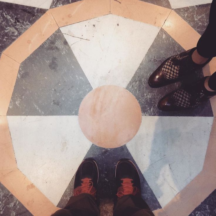 Floors will never look the same again. Thank you @parisianfloors #TEDxAUEB