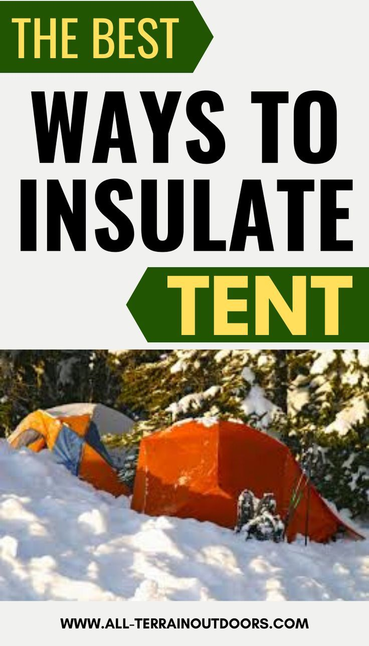 Winter Camping Hacks   Winter camping, Cold weather ...