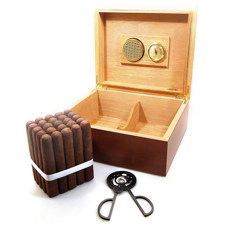 CubanCrafters - Cuban Crafters Combo Cubano Cigar Humidor with Cigars Gift Set, $74.99 (https://www.cubancrafters.com/cuban-crafters-combo-cubano-cigar-humidor-with-cigars-gift-set/)