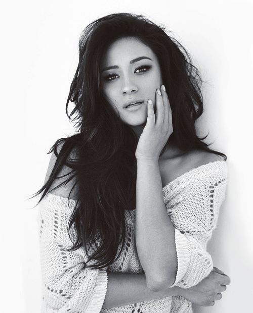 Shay Mitchell by Elias Tahan