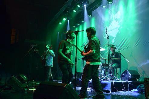 Rock shaskilla ..!!