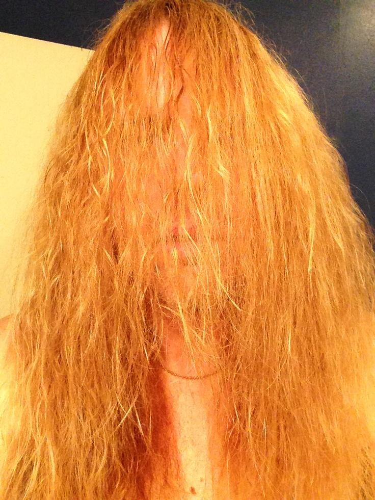 Crazy Hair Curly Hair Pinterest