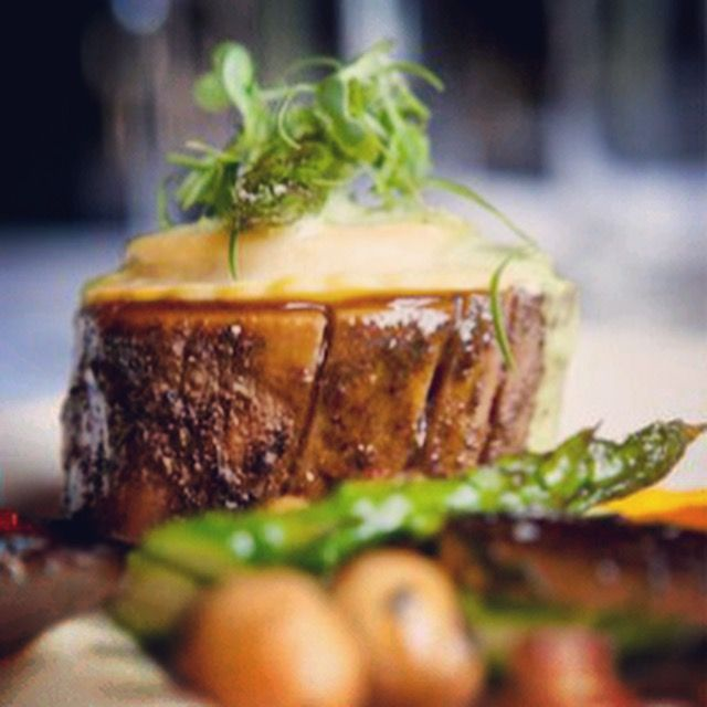 Dinner at the Terroir restaurant is a MUST for all food-lovers!