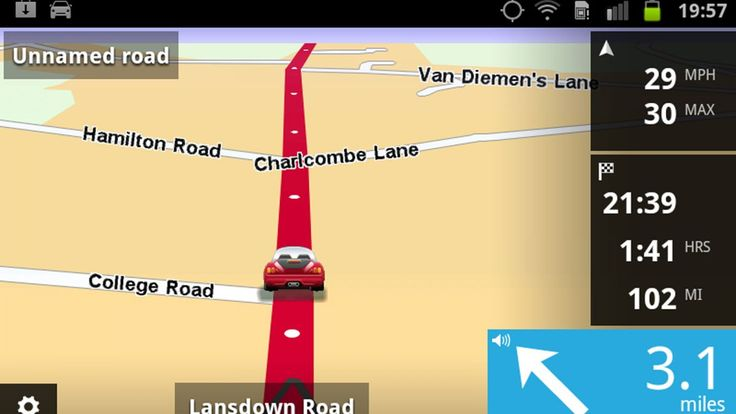 TomTom for Android review | Best-in-class turn-by-turn sat nav without buying a dedicated device? That's the idea with TomTom's new Android app. Reviews | TechRadar