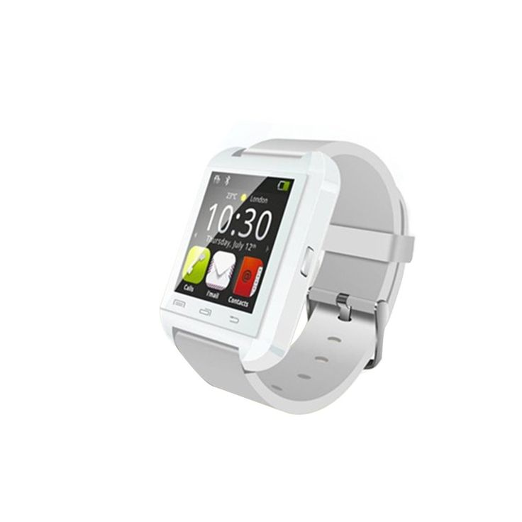 "Yp-u1 Upgraded Version Bluetooth Smart Watch Wrist Watch Fit for Smart Phones IOS Android Apple Iphone 4/4s/5/5c/5s Android Samsung S2/s3/s4/note 2/note 3 HTC with Luxsure USB Light (white). 1.48"" Capacitive Touch Screen TFT LCD + Bluetooth V3.0+EDR. Time / Date / Week / Battery state display. Answer or Dial calls from your wrist. Ringing reminder when you receive a call. Ringing reminder once your mobile phone disconnected. Display the number or name of incoming calls. Answer or Dial..."