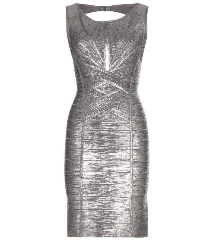 ClioMakeUp-dupe-La maison Hervé Léger è diventata celebre per questi abiti fascianti dagli incroci un po' provocanti, sempre in chiave ultra glamour. Va bene, ma possiamo riprodurre lo stile, senza mettere in conto una spesa da ben 2000€?