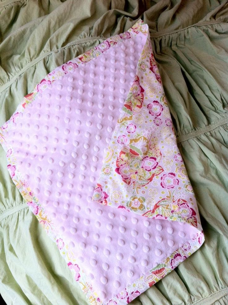 From the mom of a preemie, born waaay early at 25 weeks...this is the kind of blanket I wish someone had donated to the hospital NICU. I guess we know what I'll be making.