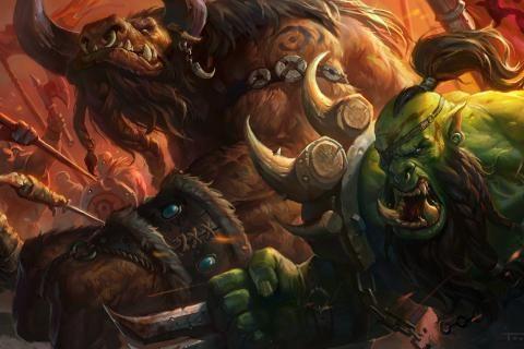 Blizzard Entertainment World of Warcraft World of Warcraft : Cataclysm World of Warcraft: Mists of Pandaria World of Warcraft : The Burning Crusade- Image 2606x898