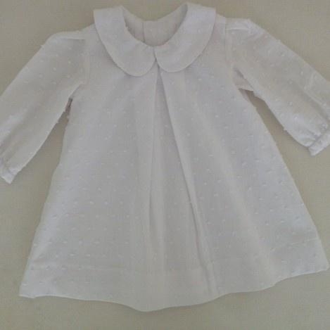 Blusa plumeti cuello bebe - macali