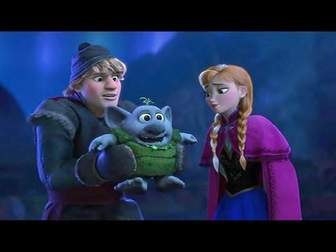 "Everyone is all about ""build a snowman"" and ""let it go"" when this is the best song of the movie!!!"