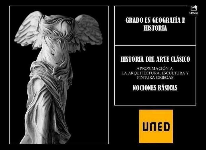 Escultura de Grecia y Roma http://studiahumanitats.wordpress.com/2014/01/11/arte-clasico/