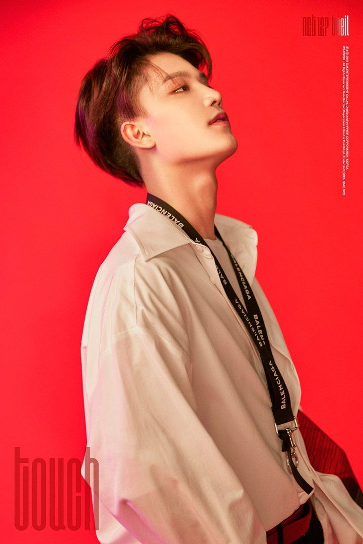 w that undercut you may as well title it touch,taeil ft. friends bc hes  OWNING this era