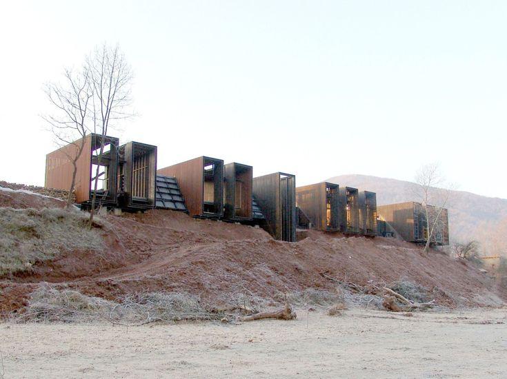 RCR . Rural House . La Vall de Bianya (1)