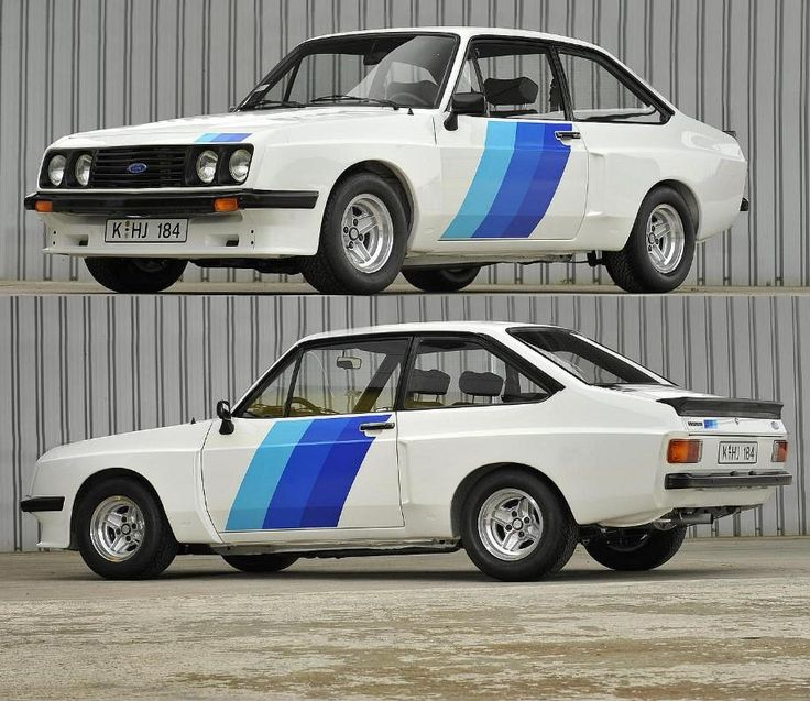 FORD ESCORT RS 2000 (1978)