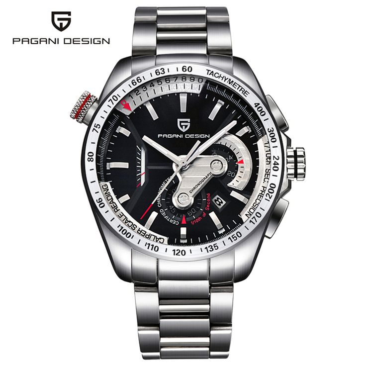 US $69.80 - Watches Men Luxury Brand Pagani Design Sport Wristwatch Dive 30m Military Multifunction Quartz Watch Relogio Masculino 2017