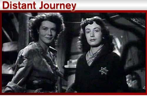 d   'Distant Journey',1949 / Dir.Alfred Redok - A Czech 'Masterpiece' and really the first Holocaust film.Produced while the ruins still smoldered.