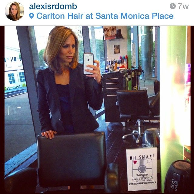 Carlton hair salon fashion valley 2