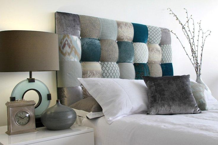 25 best ideas about padded fabric headboards on pinterest
