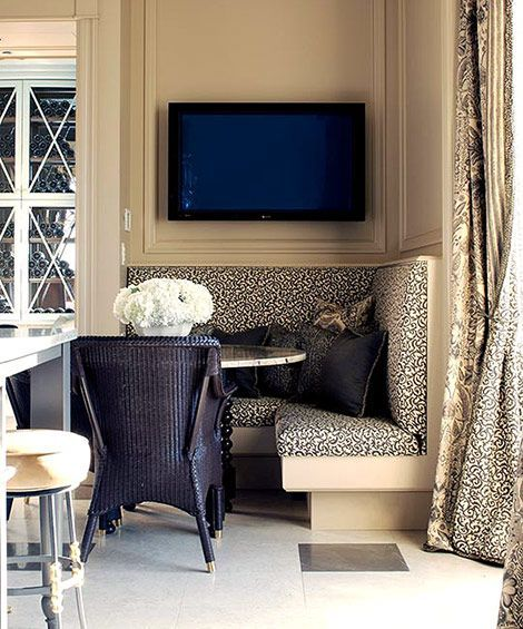 Kitchen Nook Seating: 271 Best Images About Home Decor/Banquettes On Pinterest