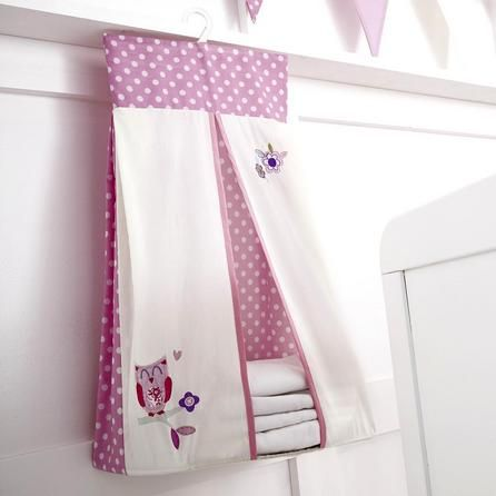 diapers hanging bag