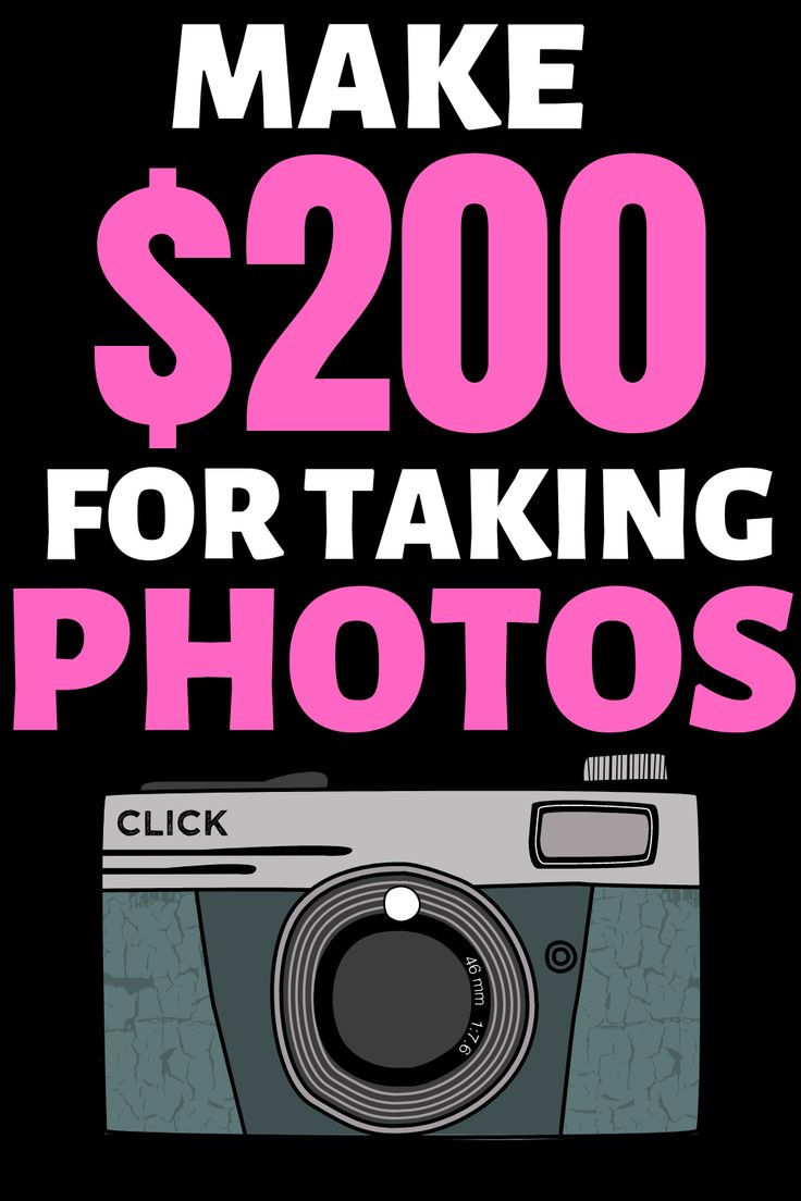 Make $200 Taking Photos With Your Phone! – Best Of NoScamReviews.com