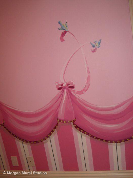 Detail   Princess Mural