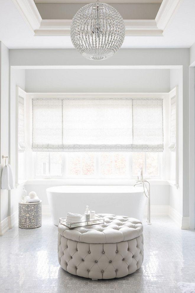 Best 25 classic bathroom design ideas ideas on pinterest for Master bathroom ottoman