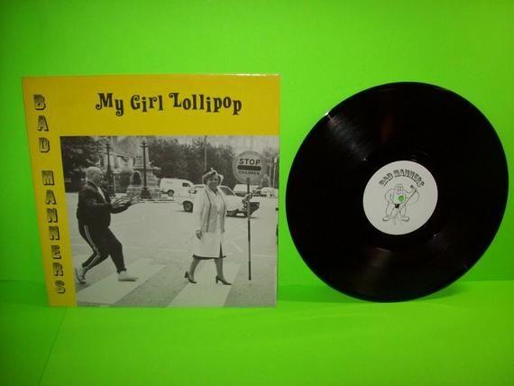Bad Manners My Girl Lollipop 12 Vinyl Ep Record Nm Ska Two Tone Uk Pressing Used Vinyl Vinyl My Girl