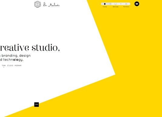 examples of parallax scrolling