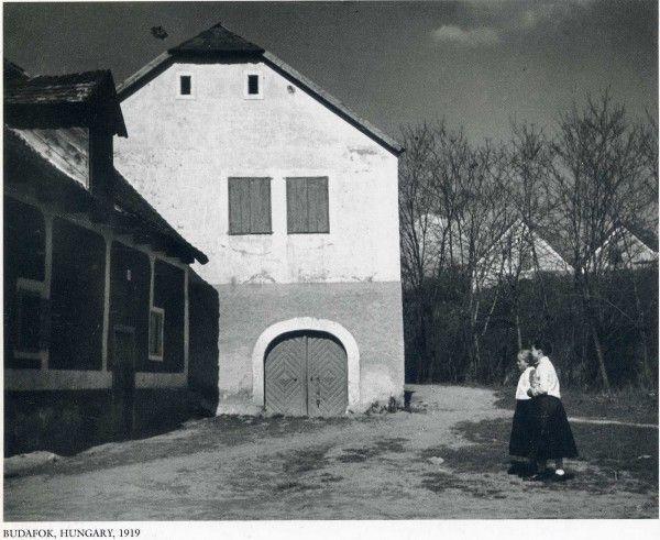 Легенда фотографии – Андре Кертес (Andre Kertesz): часть первая
