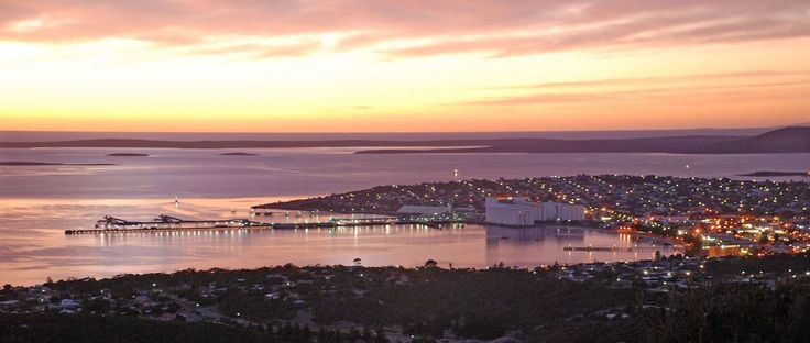 Port Lincoln (from Winters Hill), South Australia