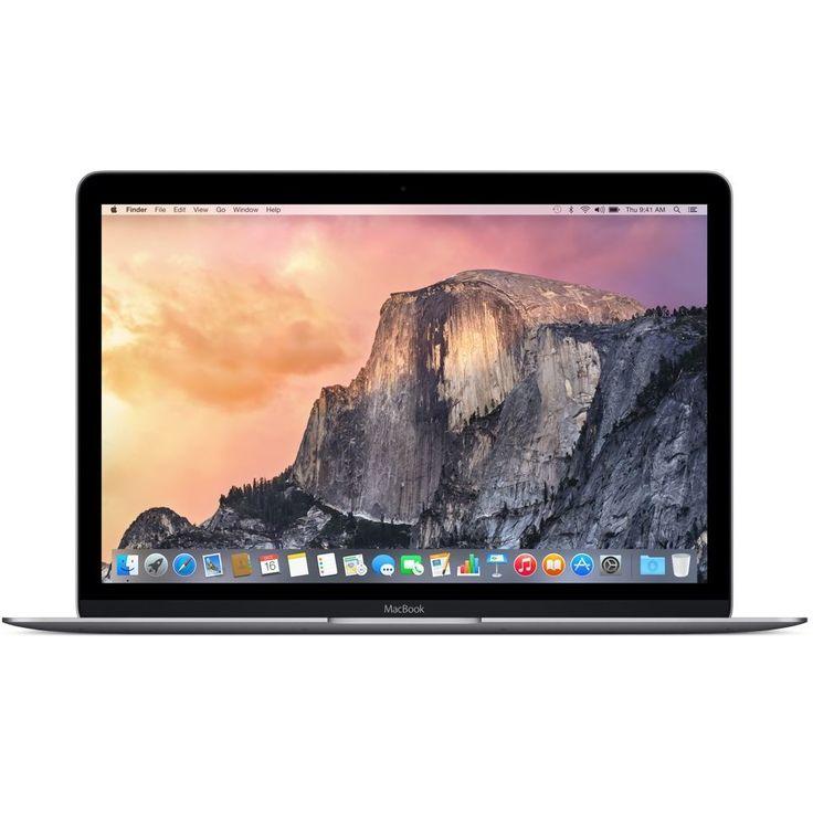 Laptop Apple MacBook 12, procesor Intel Dual Core M 1.20GHz, Broadwell, 12 inch…
