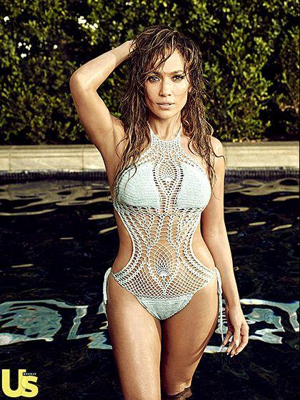Jennifer Lopez's Fierce Bikini Body for Us Weekly! | BBJLO | Pinterest | Jennifer lopez, Celebrities and Bikinis