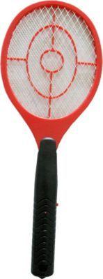 Wenn die Mücken zu sehr nerven, hilft die elektrische Fliegenklatsche.
