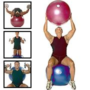 Pro Swiss Ball available @ the CFES Webstore