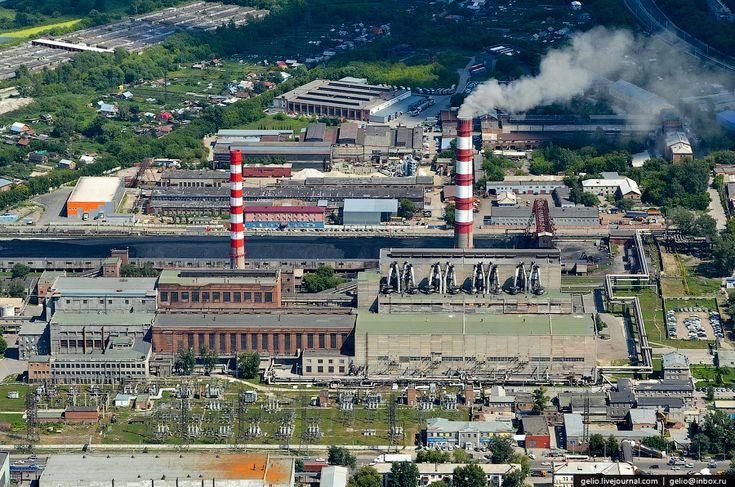 Промышленность Новосибирска - Gelio (Степанов Слава)