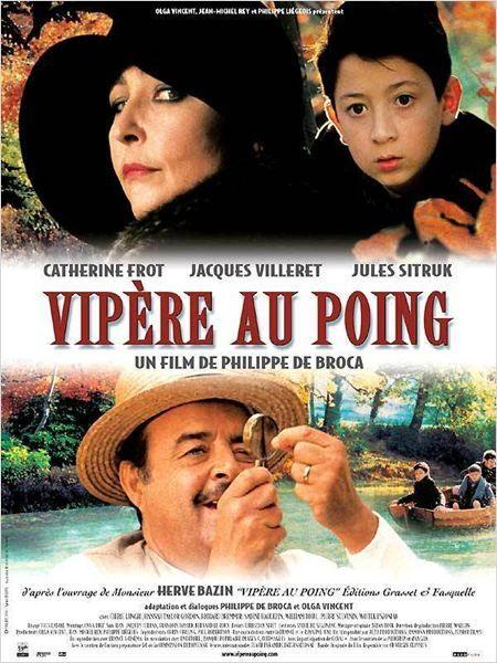 Vipère au Poing, Philippe de Broca, 2004                                                                                                                                                                                 Plus