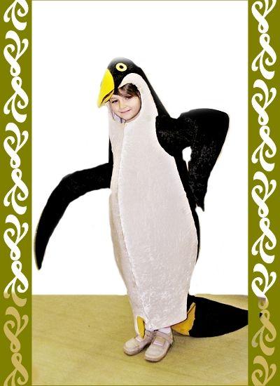 kostým tučńák, Ladana