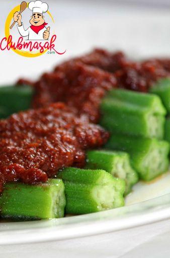 Resep Sambal Bendi, Hidangan Nonya Paduan Kuliner Cina Dan Melayu, Club Masak